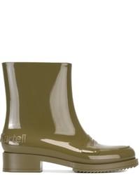 No.21 No21 N21 Loves Kartell Rain Boots