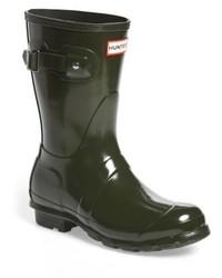 Original short gloss rain boot medium 5308430