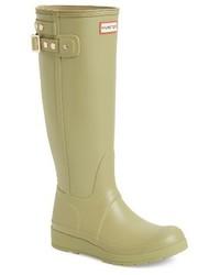 Original tall studded wedge rain boot medium 3653890