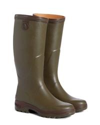 Aigle Parcours 2 Tall Waterproof Rain Boot
