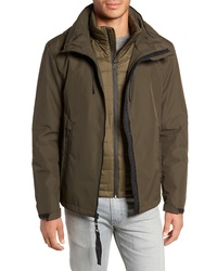 Cole Haan 3 In 1 Rain Jacket