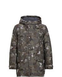 MACKINTOSH Camouflage Event Down Coat Gdh 002