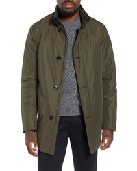 BOSS Carson Water Repellent Car Coat