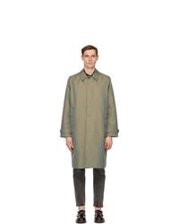 Wood Wood Green Thomas Mac Coat