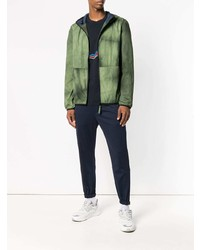 Ps By Paul Smith Hooded Raincoat