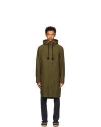 Moncler Genius Khaki Actinemys Coat