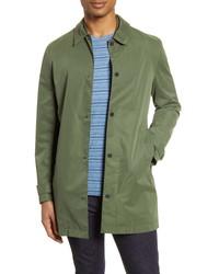 Ted Baker London Slim Fit Packable Mac Jacket