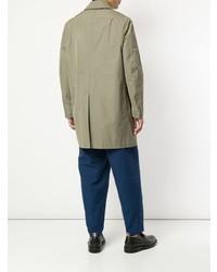 TOMORROWLAND Trench Style Coat