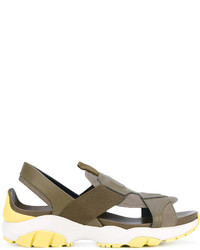 Salvatore Ferragamo Force Sandals