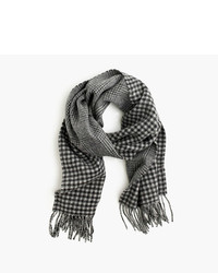 J.Crew Cashmere Double Faced Scarf