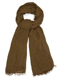 Burberry London Festival Modal And Wool Blend Scarf