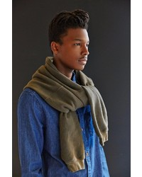 Urban Outfitters Rth X Urban Renewal Recycled Remade Hoodie Scarf