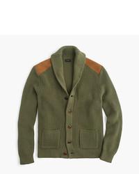 J.Crew Woodsman Cardigan Sweater