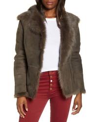 UGG Karlene Genuine Toscana Shearling Jacket