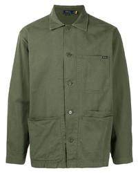 Polo Ralph Lauren Button Up Overshirt