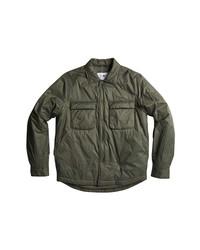 Nn07 Columbo Shirt Jacket