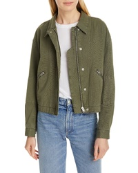 Rag & Bone Fleet Cotton Jacket