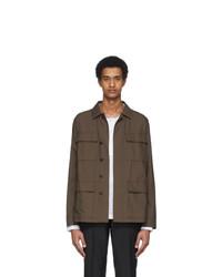 Ermenegildo Zegna Green Saharan Jacket