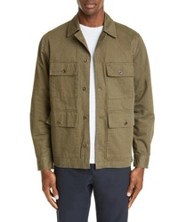 Norse Projects Mads Herringbone Jacket
