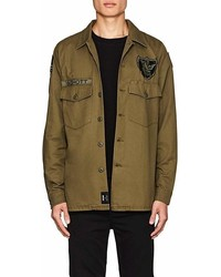 Perfecto Brand By Schott Nyc Perfecto Brand By Schott Nyc Flying Tenth Cotton Shirt Jacket