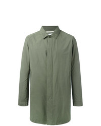 Norse Projects Shirt Jacket Green