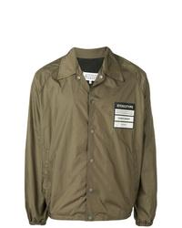 Maison Margiela Stereotype Patch Shirt Jacket