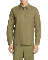 A.P.C. Surchemise Trek Shirt Jacket