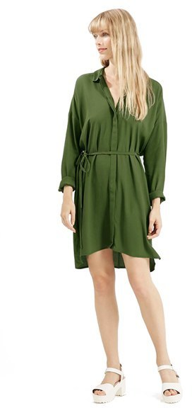 various styles fantastic savings beauty $68, Topshop Self Tie Shirtdress