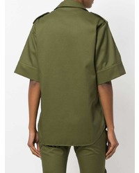MARQUES ALMEIDA Marquesalmeida Military Shirt