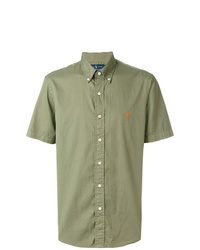 Ralph Lauren Logo Patch Shortsleeved Shirt