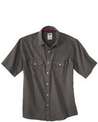 Dickies Short Sleeve Button Down