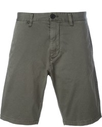 Armani Jeans Straight Leg Chino Shorts