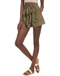Belted shorts medium 4343639