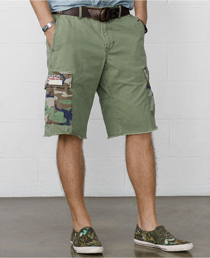 Denim & Supply Ralph Lauren Cargo Shorts | Where to buy & how to wear
