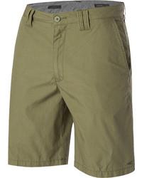 O'Neill Contact Light Olive Shorts