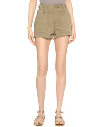 Free People Gunner Shorts
