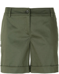 P.A.R.O.S.H. High Waist Chino Shorts