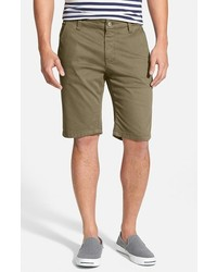 Jacob twill chino shorts medium 243110