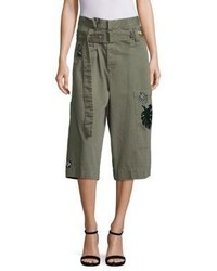 Marc Jacobs Long Cargo Shorts