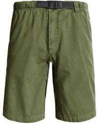 Gramicci Rockin Sport Shorts Cotton Flat Front