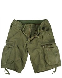 Rothco Vintage Olive Drab Utility Cargo Shorts Size L