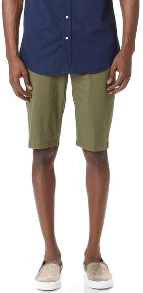 eca12f1ce8 Ben Sherman Slim Stretch Chino Shorts, $17 | East Dane | Lookastic.com