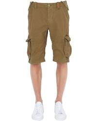 Superdry Cotton Gabardine Cargo Shorts