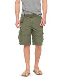 Mossimo Supply Co Belted Cargo Shorts  Supply Co