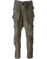 Faith Connexion Zip Detail Cargo Tapered Trousers