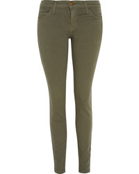 Olive skinny jeans original 3874292
