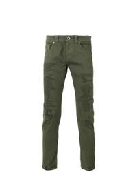 Distressed skinny jeans medium 7162448