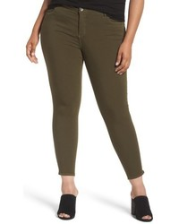 Plus size donna colored stretch skinny jeans medium 4953102