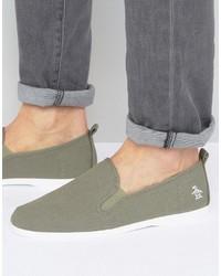 Original Penguin Norris Slip On Sneakers
