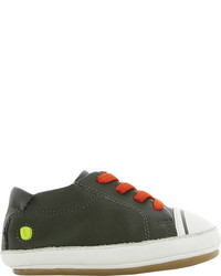 Umi Infanttoddler Boys Lex Sneaker Navy Leather Sneakers